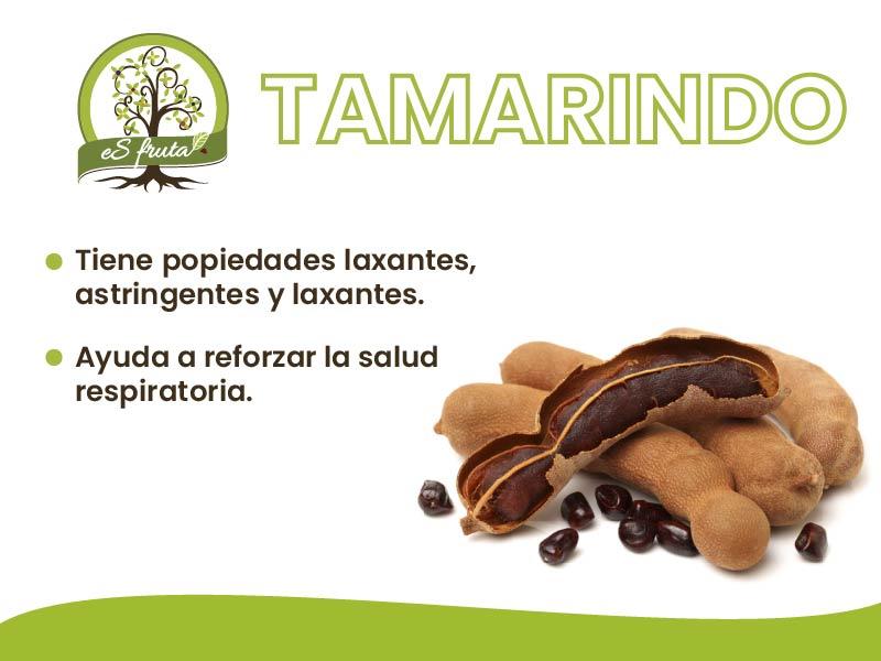¿Qué nos aporta el Tamarindo?