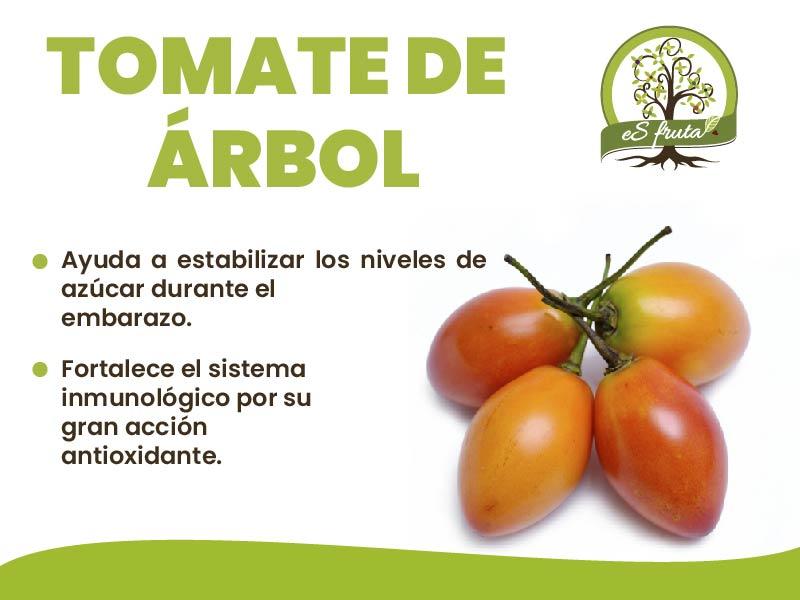 Beneficios del Tomate de Árbol