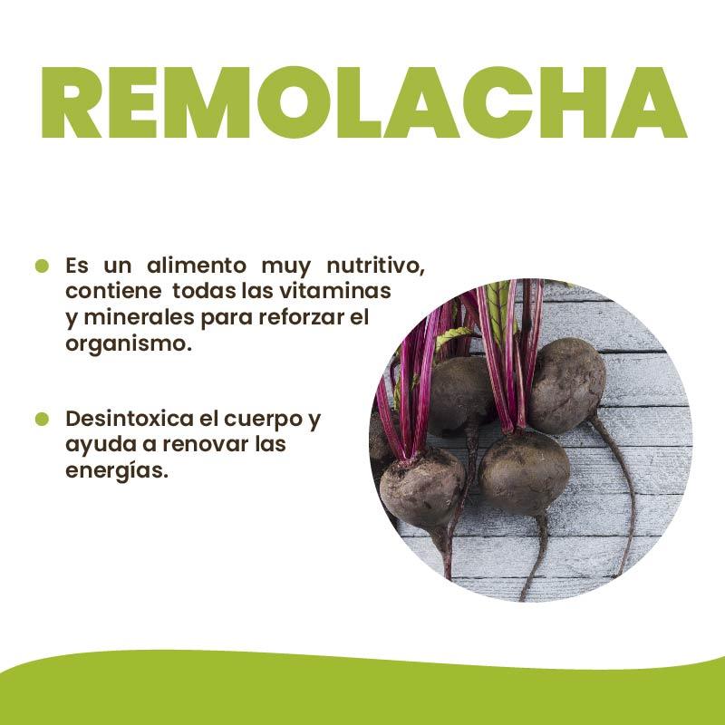 Conoce los Beneficios de la Remolacha