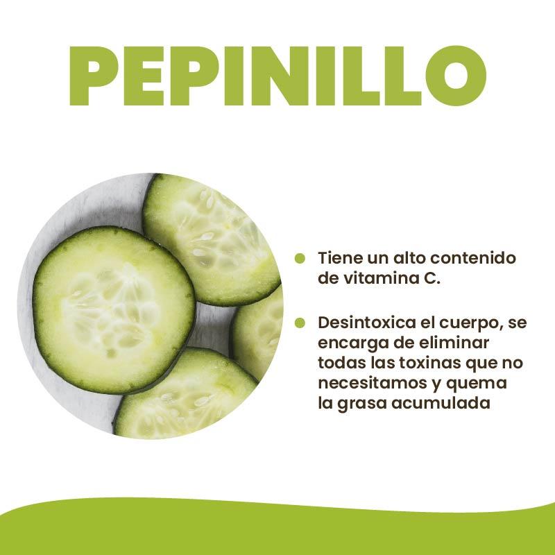 Beneficios del Pepinillo