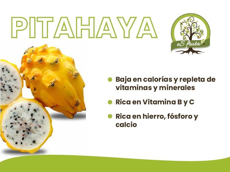 ¿Sabes cuáles son los Beneficios de la Pitahaya?
