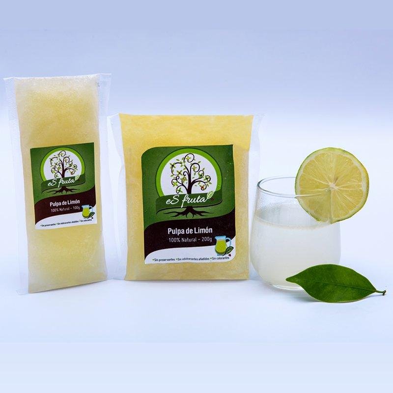 Pulpa de Limón